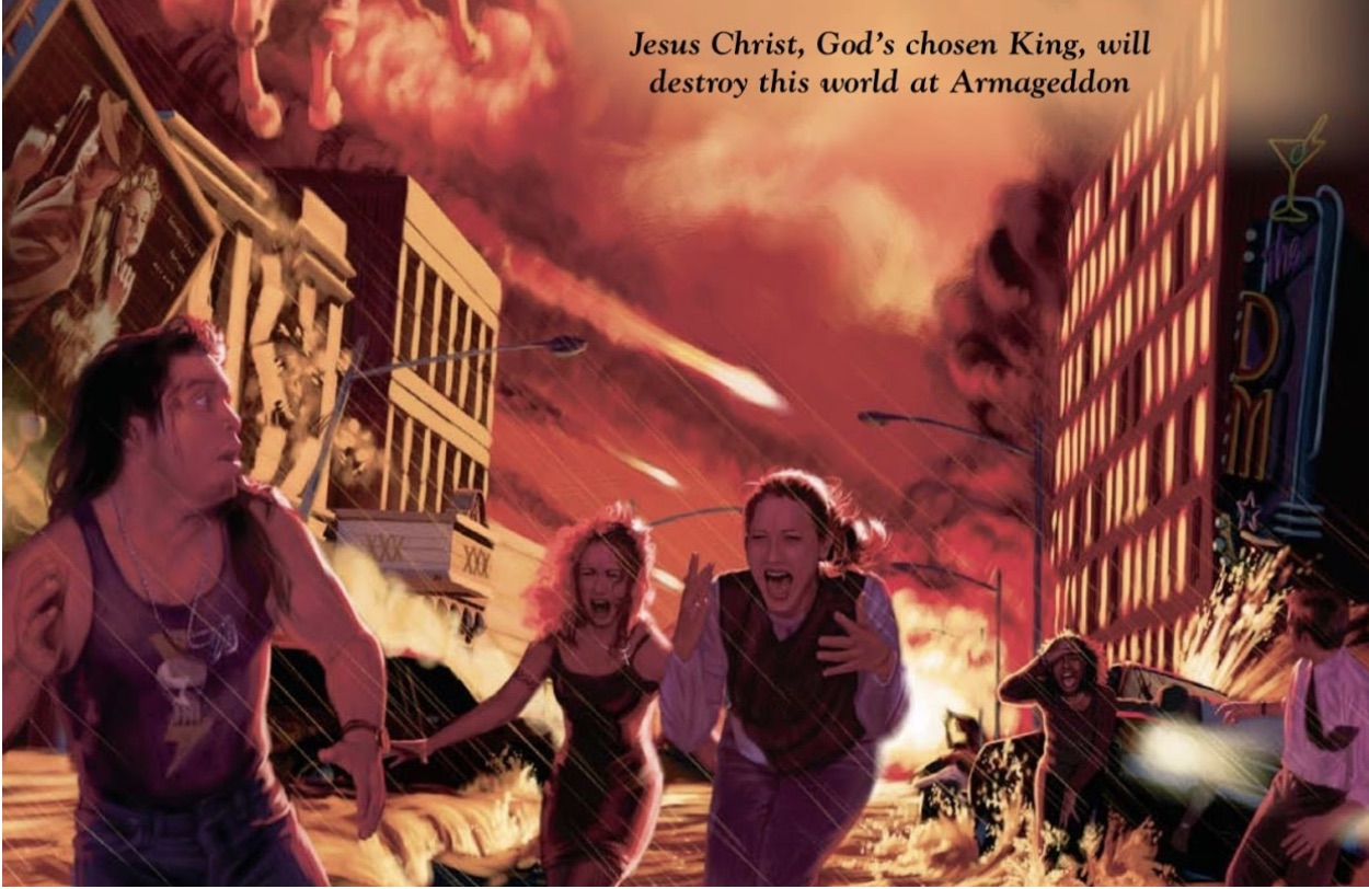 Armageddon Is Good News! — Watchtower ONLINE LIBRARY